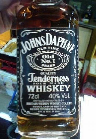 Johns Daphne - WTF?
