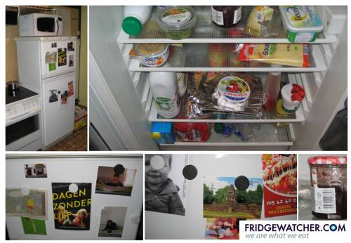 What's inside your fridge?