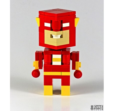 Iron Man Legu Figure
