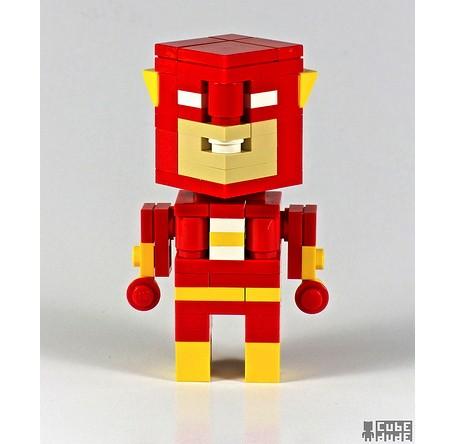 Iron Man Legu Figure